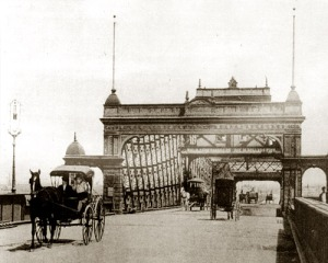 Jackson St. Bridge 1898 (PHOTO: Town of Harrison)