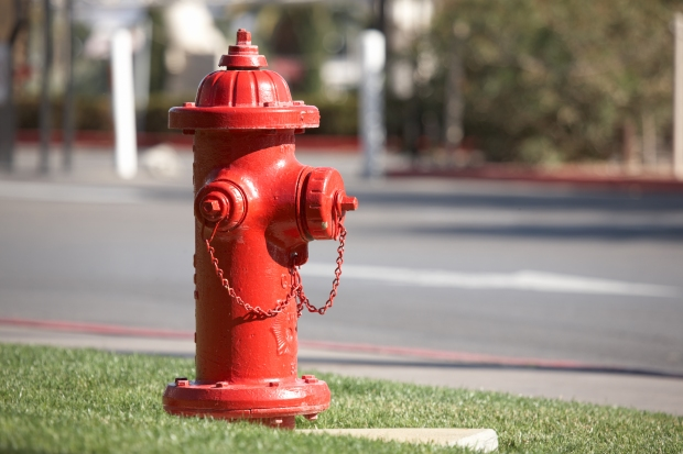 Harrison Fire Hydrant